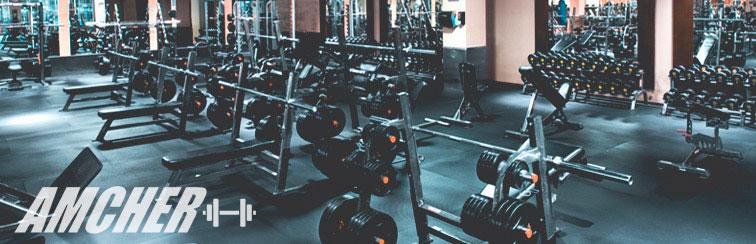 trening na siłowni - zdjęcie poglądowe klubu fitness