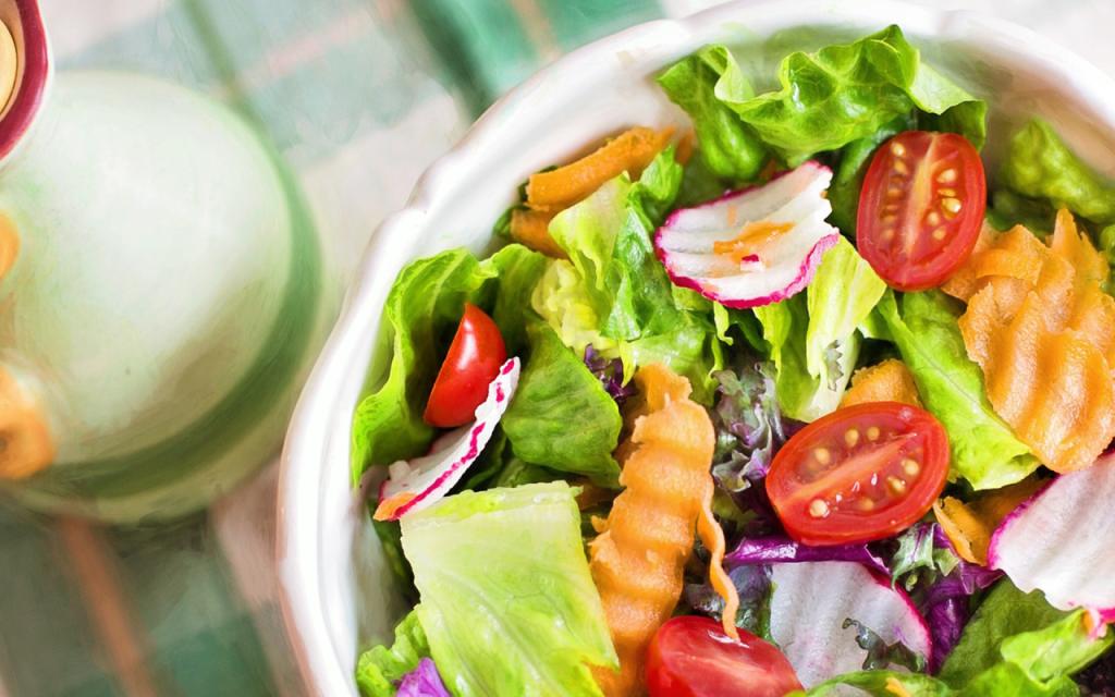 Dieta odchudzajaca-warzywna
