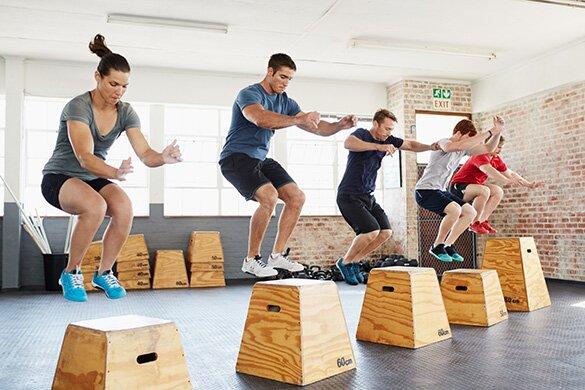 Trening plyometryczny -charakterystyka treningu rozwijającego skoczność