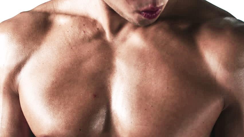 zdjęcie poglądowe muskularnej klatki piersiowej