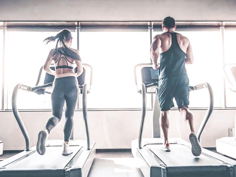 Przykład treningu cardio