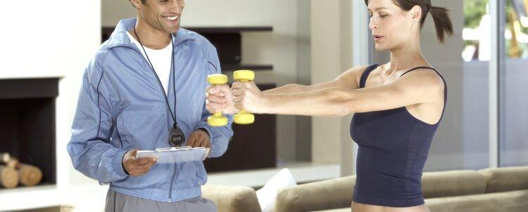Treningi personalne w domu mogą być równie efektywne jak te na siłowni