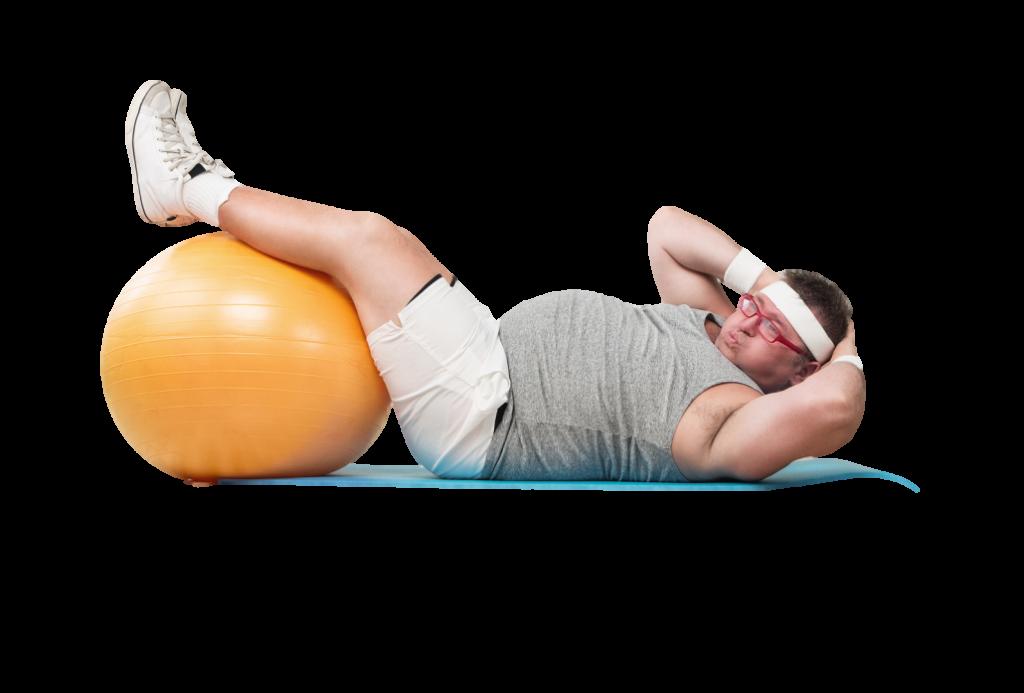 ćwiczenia dla otyłych - jakie wybrać a których unikać?