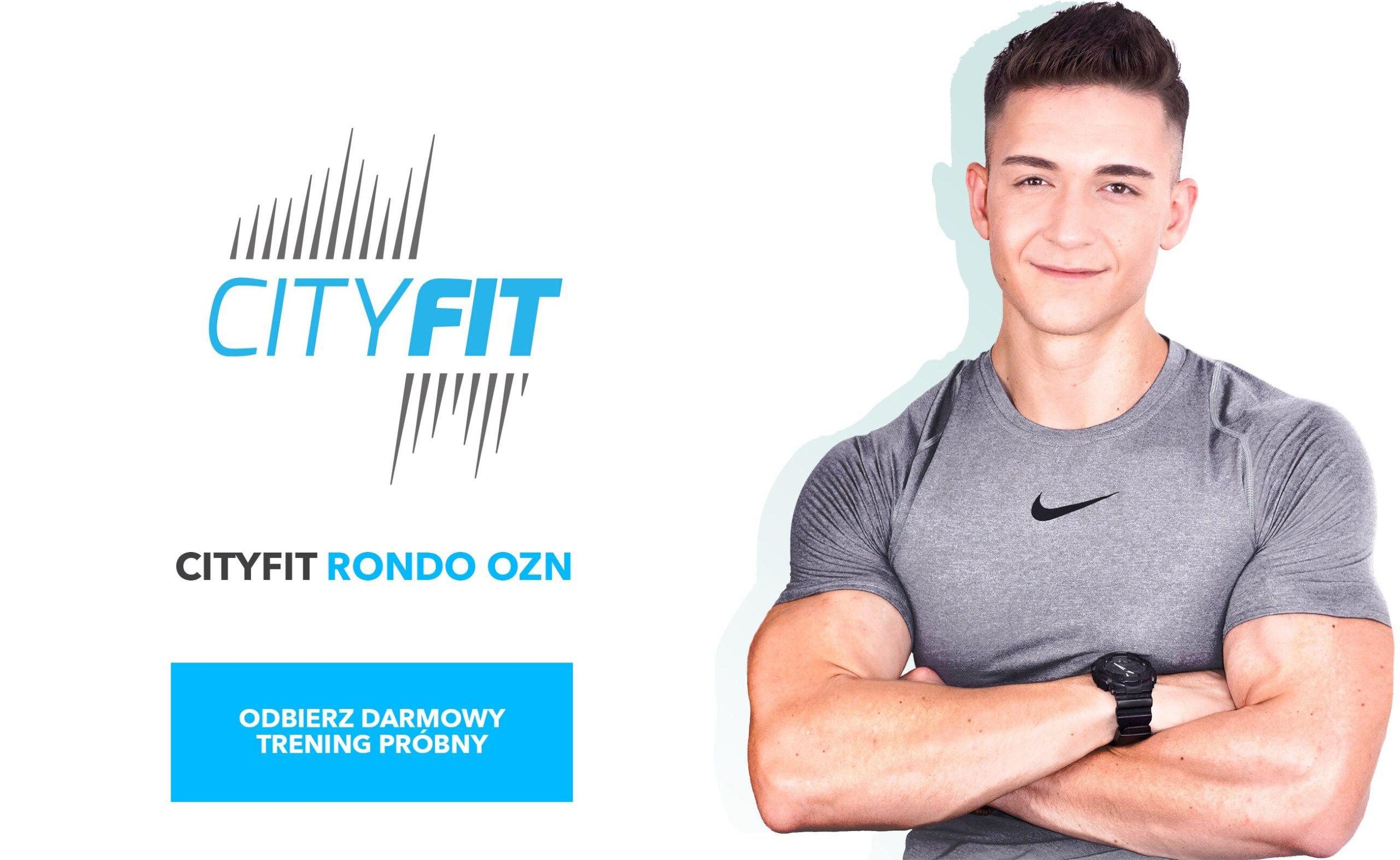 próbny trening personalny w Cityfit Rondo ONZ