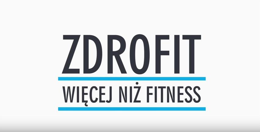 Logo sieci Zdrofit