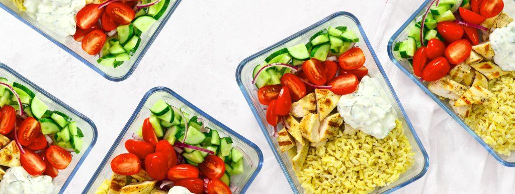 5 posiłków dziennie - ile się powinno jeść